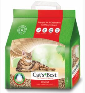 Cats best Ökoplus luktfri kattströ