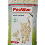 Peewee pellets bästa kattsand budget