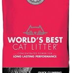 Worlds Best Cat Litter extra strength bästa lattsand