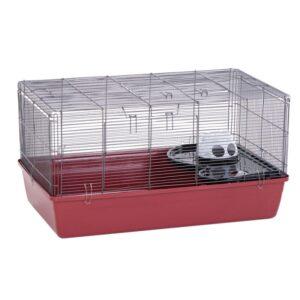 Alaska hamsterbur test