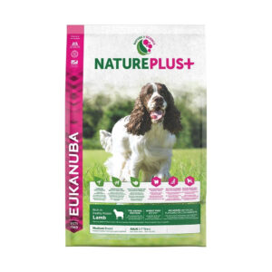 Eukanuba NaturePlus+ Adult