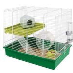 Ferplast Hamsterbur Duo hamsterbur bäst i test
